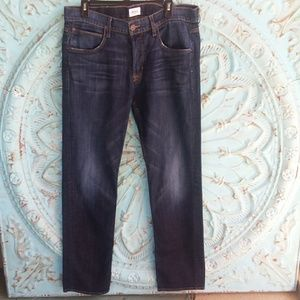 😁HUDSON BYRON FIVE POCKET STRAIGHT Jeans